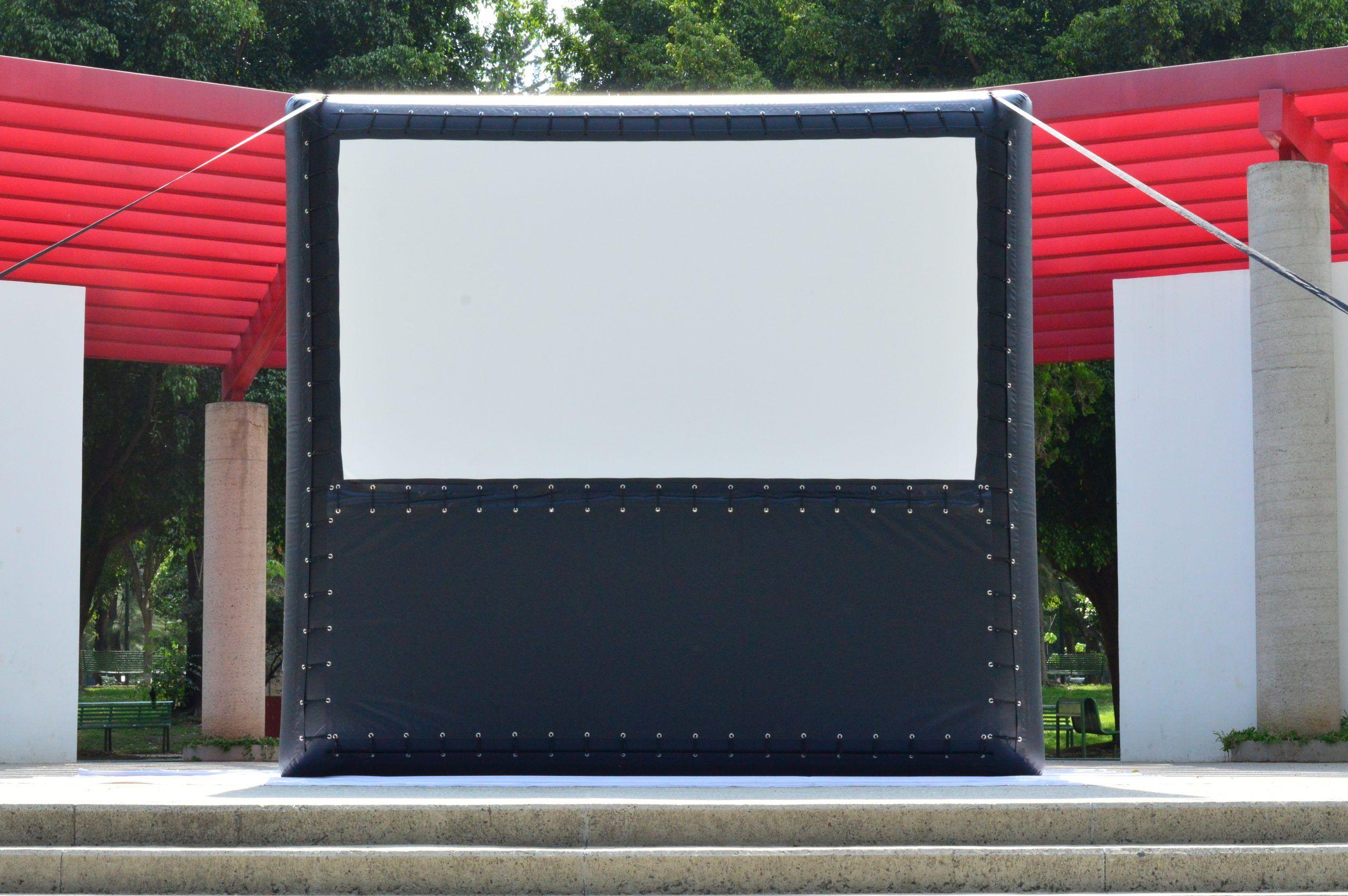Pantalla Inflable de cine